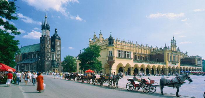 Warszawa, Kraków