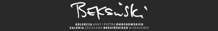 Beksiński-baner